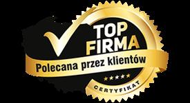 Top Firma Polecana przez klientów