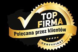Top Firma Polecana przezklientow